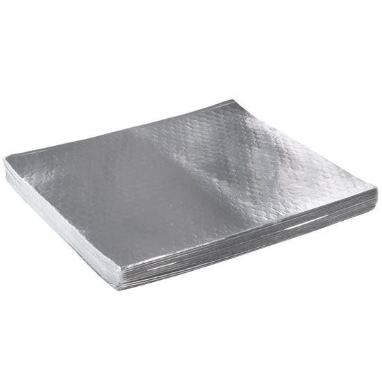 """Picture of 14"""" x 16"""" Foil Cushion Sandwich Wrap 1000/cs"""