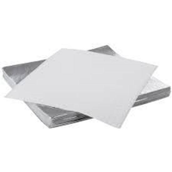 """Picture of 10""""x14"""" Foil Cushion Sandwich Wrap 1000/cs"""