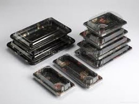 Picture for category Market Food Tray/Food Bin & Sushi Trays