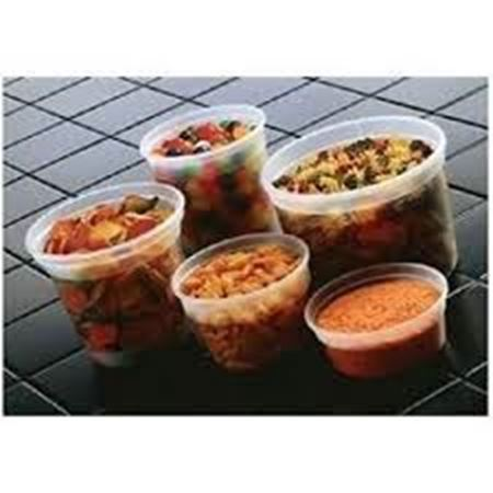 Picture for category Plastic Soup & Deli Containers