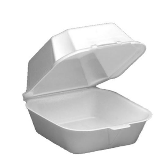 Picture of 224 Foam Sandwich Box (5x5.25x2.5)