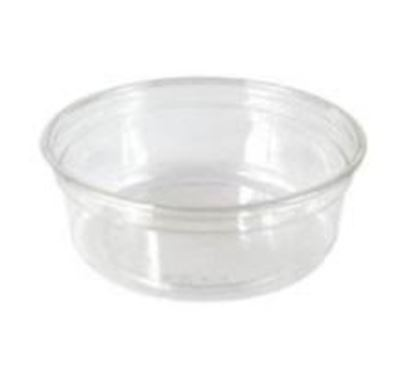 Picture of 8oz  Plastic Deli Container Cup (500pcs/cs)