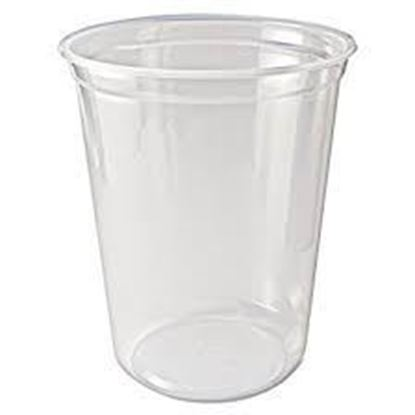 Picture of 32oz Plastic Deli Container  Cup (500pc/cs)