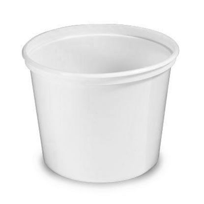 Picture of 86oz Plastic Soup Container Cups (200pc/cs)