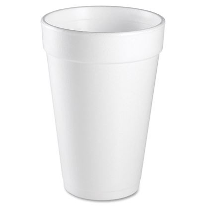 Picture of 12oz Drinking Foam Cup 12B16 (1000pc)