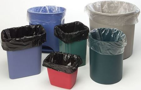 Picture for category Plastic Trash Bags