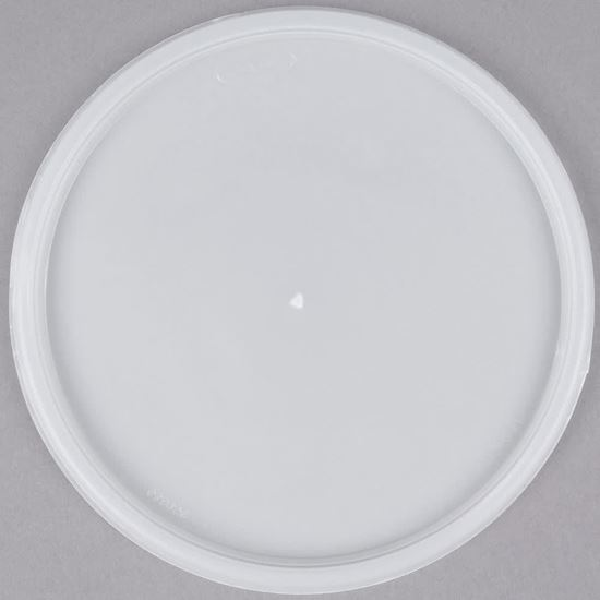 Picture of L32ST  Foam Cup Vented Lid (500pc) Match Cup *32TB32
