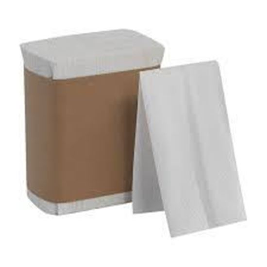 Picture of 7x13.5 Toll-Fold White Napkins