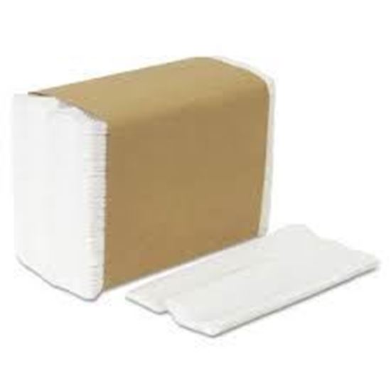 Picture of 6x12 Low-Fold White Napkins