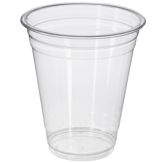 Picture of 10 oz Clear Plastic Cold Cups (1000pcs)