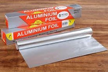 "Picture of 12""x 20' Foodservice Foil (Retail Pack/50Rolls/cs)"