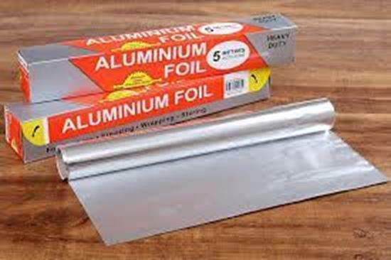 """Picture of 18""""x 30' Foodservice Foil (Retail Pack/24Rolls/cs)"""