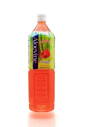 Picture of Aloevine Drink Pomegranate Large Pack 50.7oz (12p/cs)