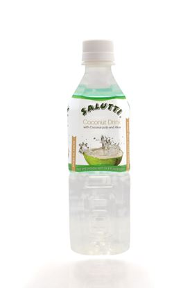Picture of Salutti Drink Coconut Small Pack 16.9oz (20p/cs)