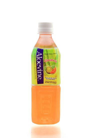 Picture of Aloevine Drink Guava Small Pack 16.9oz (20p/cs)