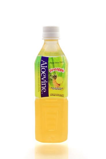 Picture of Aloevine Drink Pineapple Small Pack 16.9oz (20p/cs)