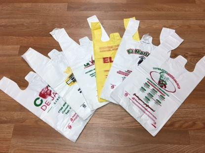 Picture of Customized Print Logo bags