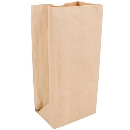 Picture of #16 LD Brown Paper Bag (500pcs)