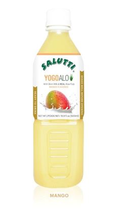 Picture of Salutti Drink Yogo Mango Small Pack 16.9oz (10p/cs)