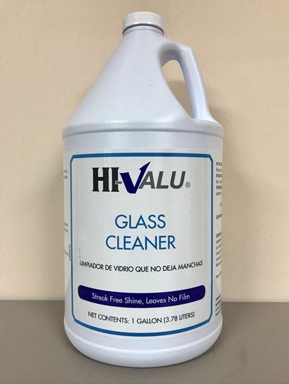 Picture of Hi-Valu 1 Gal Glass/Window Cleaner (4Gal/Case)