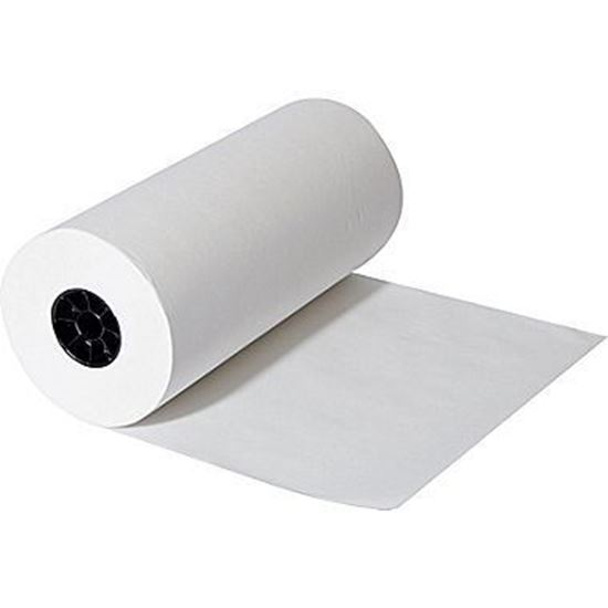 "Picture of 18""x800' White 40# Butcher Paper"