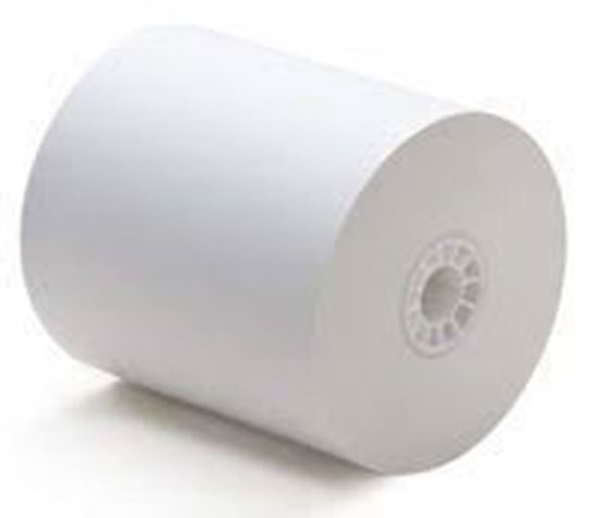 "Picture of 2 1/4""x 200'  Credit Card Thermal Paper 50 roll /cs"
