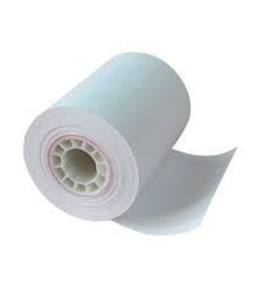 "Picture of 1 3/4""x 220'  Credit Card Thermal Paper 50 roll /cs"