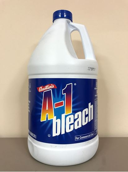 Picture of 1 Gal Bleach (6Gal/Case)