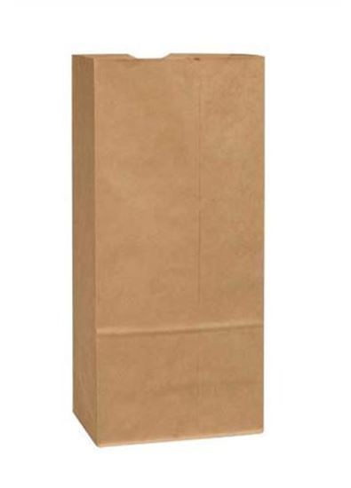 Picture of #4 LD Brown Paper Bag (500pcs)