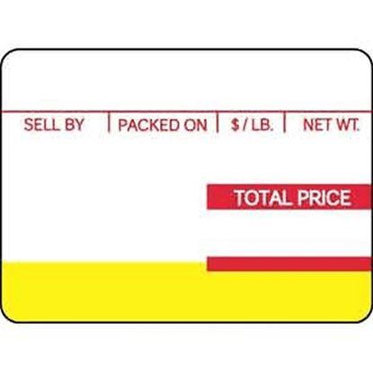 Picture of 1819 Ishida AC-Series UPC  Label(12r/cs 800pc/r)